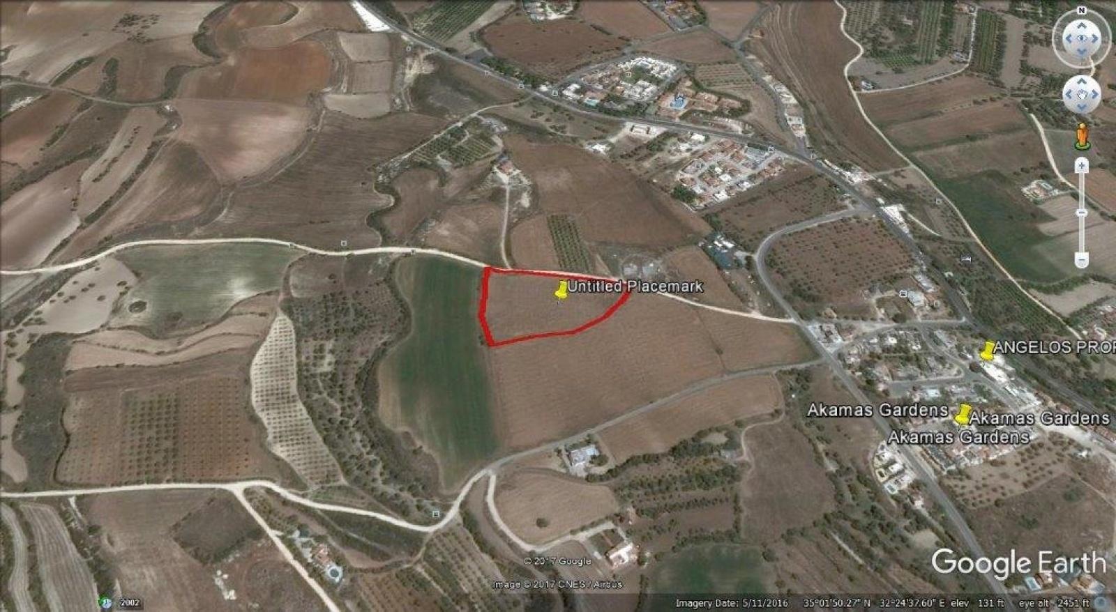 Commercial Land - Residential land For Sale in Prodromi