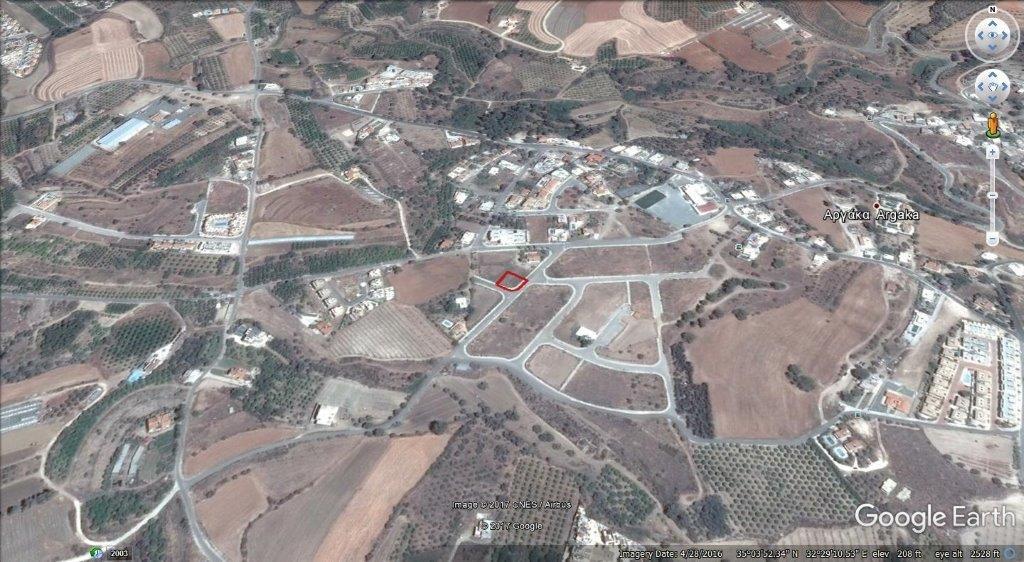 Commercial Land - Residential Plot - Argaka